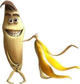 O nosso DNA possui 50% de semelhança com as bananas. Isso mesmo.