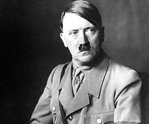 A história de que Hitler era vegetariano é um mito inventado por Joseph Goebbels, pois queria passar a ideia de que Hitler era um pacifista.