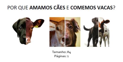 Por que amamos cães e comemos vacas?