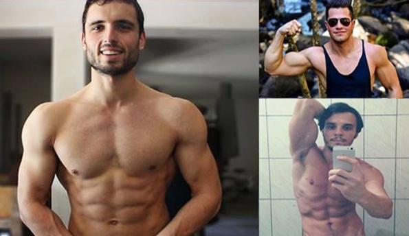 Musculação vegana