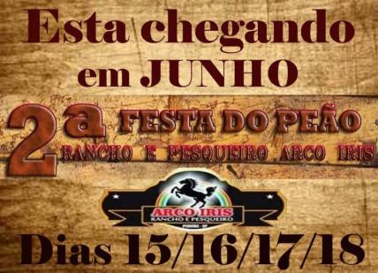 festa do peao peribuibe 2017