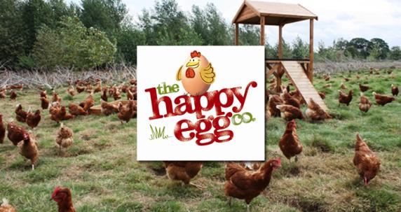 o ovo feliz imagem